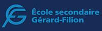 Logo de École secondaire Gérard-Filion